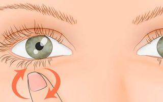 Дергается глаз (правый) — все о гомеопатии