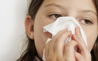 Насморк и чихание без температуры (взрослые) — что означает симптомы, все о гомеопатии