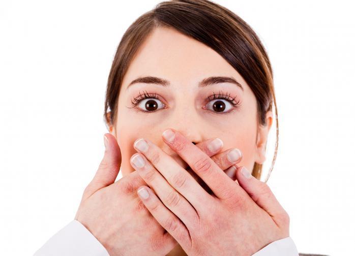 Сухой кашель с привкусом железа во рту